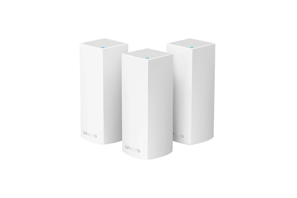 Whole home mesh wifi