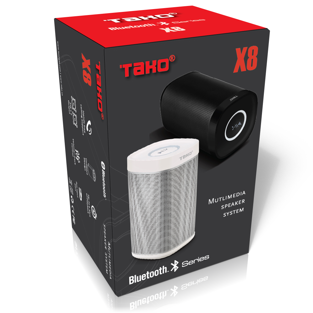 Loa bluetooth Tako X8 1