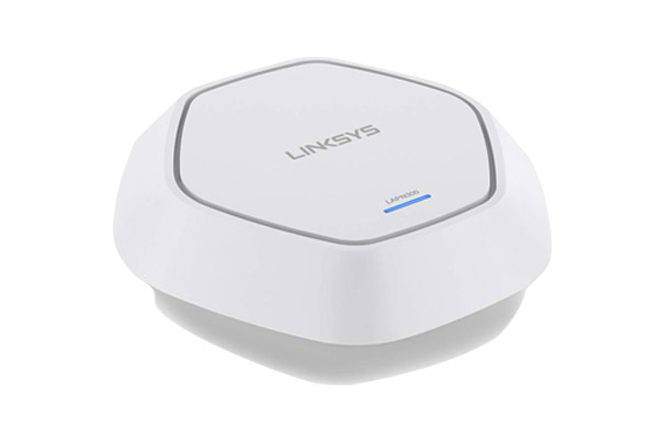 LINKSYS LAPN300 BUSINESS ACCESS POINT WIRELESS WI-FI SINGLE BAND 2.4GHZ N300 WITH POE 1